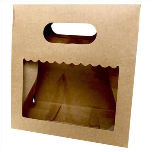 Transparent D Bag