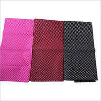 Roto Dotted Print Cloth Fabric