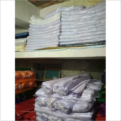 Micro By Micro Cloth Plain Polyester Fabric