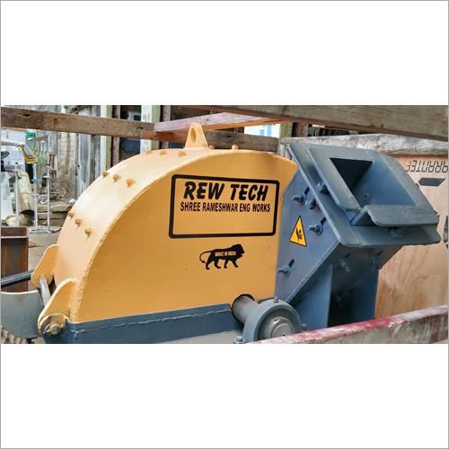 Industrial Wood Sawdust Machine