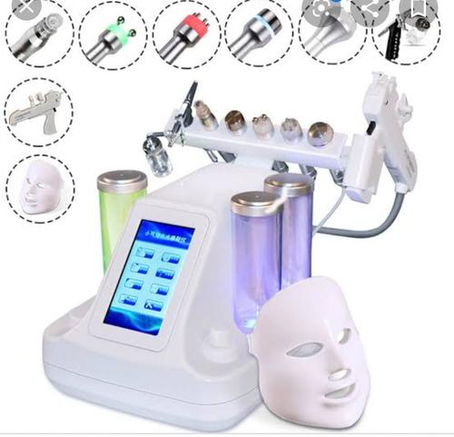 Hydra facial 8 in 1