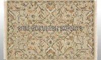 Indian Rectangular Shape Modern Style Wool Carpets