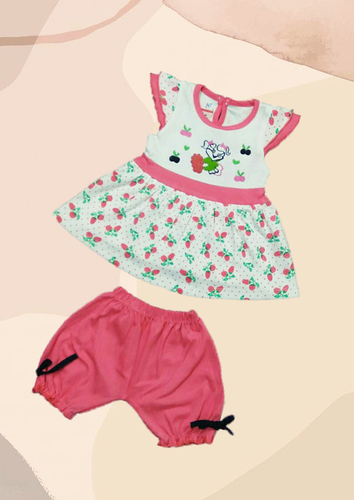 Baby Girl Frock and Pant