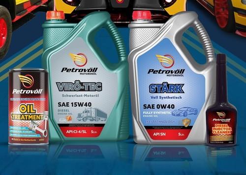 5 liter SAE 0W40 Diesel Engine Oil