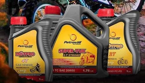 SAE 20W50 2-T Stroke Oil