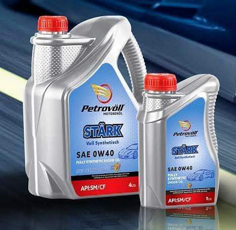 SAE 0W40 Fully Synthetic Engine Oil