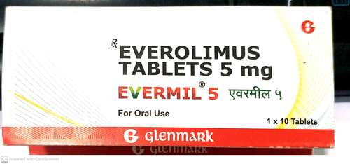 EVERMIL 5MG