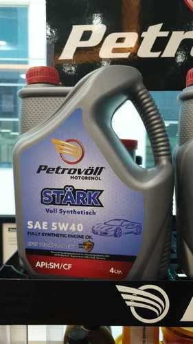 SAE 5W40 Fully Synthetic Engine Oil