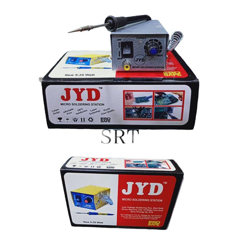 Jyd Micro Iron