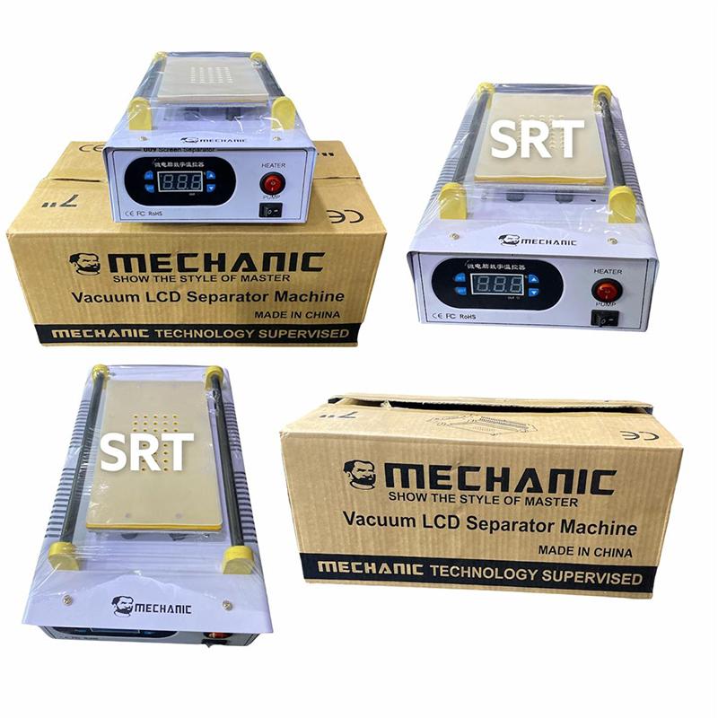 Macanic Tuch Sepirator