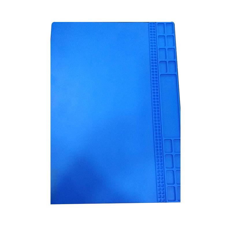 Small Blue Mat