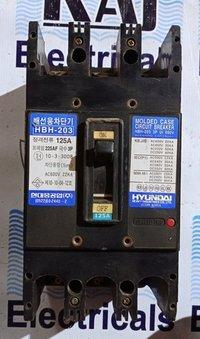 HYUNDAI MCCB - 125A