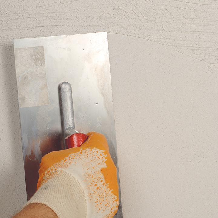 Gypsum Based Projection Plaster