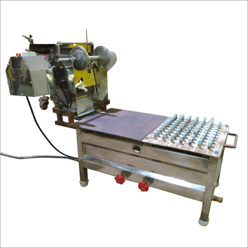 Easy Commercial Electric Roti Making Machine