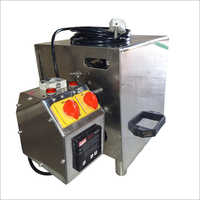 Stainless Steel Roti Pressing Unit