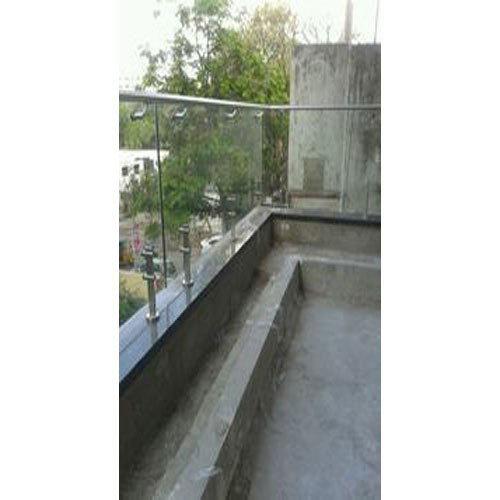 Stainless Steel Glass Balcony Railings