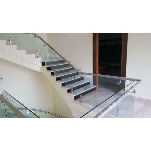 Lancer Aluminium Profile Glass Railings
