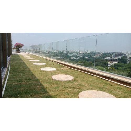 Clear Line Glass Railing