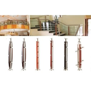 Home Stair Wooden Baluster