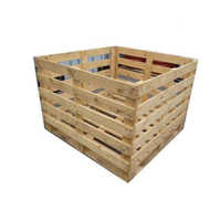 Wooden Cage Pallets