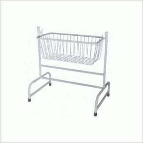 Mild Steel Hospital Baby Cradle