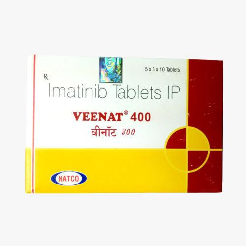 400 mg Imatinib Tablets IP