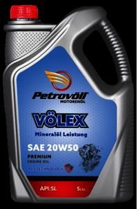 SAE 20W50 API:CI4/SL Diesel Engine Oil
