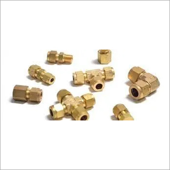 Brass Pipe And Tube Fitting