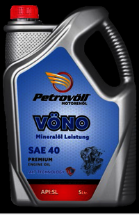 SAE 40 Engine Oil