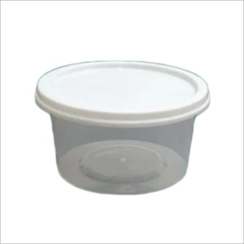 100 ML Plastic Round Container
