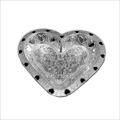 Heart Return Gift Plate