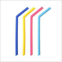 Plain Colored Paper Straw