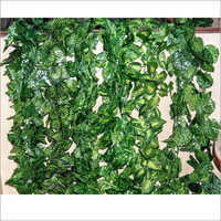 D1867 Artificial Money Plant Creeper Leaves