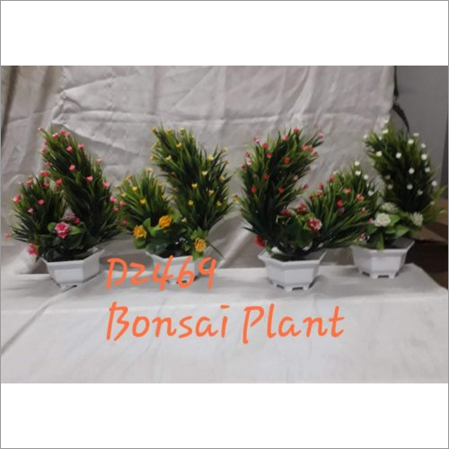 D2469 Artificial Bonsai Plant