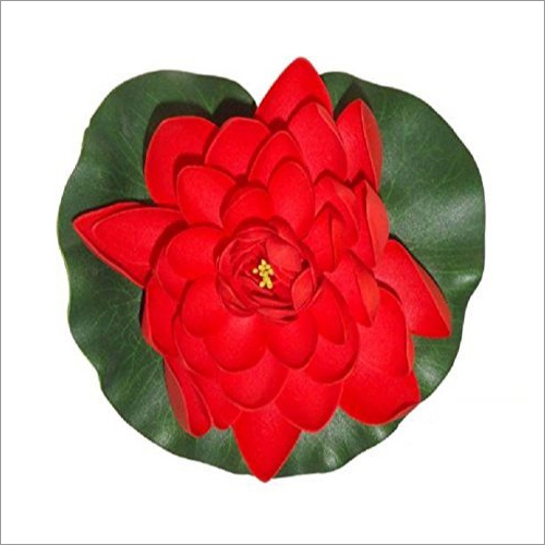 Artificial Floating Lotus Flower