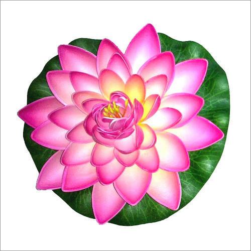 Artificial Floating Lotus