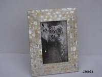 Mother Of Pearl Inlay Photo Frame