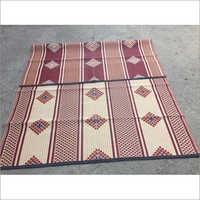 Printed PP Cross Jacquard Designed Mats