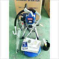 Portable Airless Painting Machine
