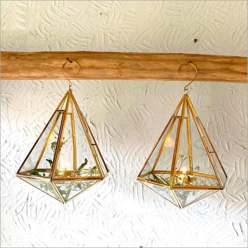 Cone Hanging Terrarium