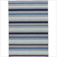 Flat Weave Wool Rug