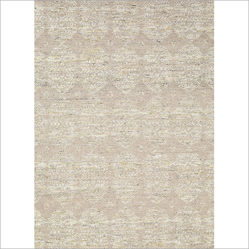 Hand Knotted Tinge Wool Rug