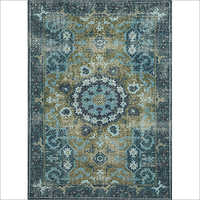 Hand Knotted Wool Rug