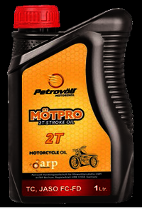 2T Motercycle Oil
