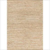Flat Weave Amillo Jute And Chenille Rug