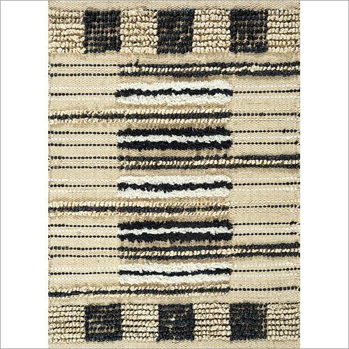 Flat Weave Scandinavia Dula Wool And Jute Rug