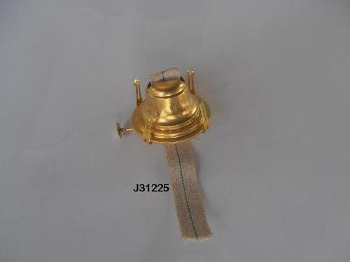 Brass Queen Anne Oil Burner