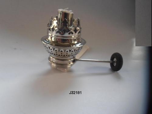 European Brass Lamp Burner Parts Queen Anne Burner Oil Burner
