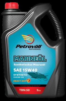 SAE 15W40 Synthetic Marine Cylinder Oil