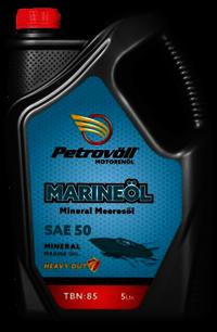 SAE 50 Mineral Marine Oil